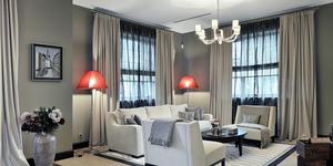 Роль современных штор в интерьере помещения